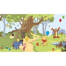 Walt Disney Kids II Pooh and Friends Wall Mural