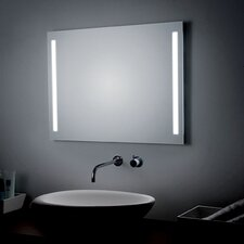 LED Lighted Wall Bathroom Mirror by WS Bath Collections