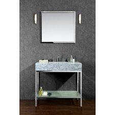 """Brightwater 36"""" Single Bathroom Vanity Set"""