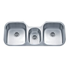 speciality series 4588 x 2075 triple bowl kitchen sink - Three Compartment Kitchen Sink