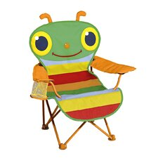 Happy Giddy Kids Director Chair With Cup Holder By Melissa U0026 Doug