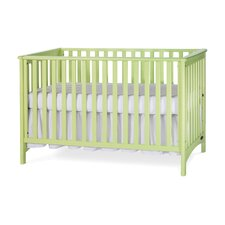 London Stationary 3-in-1 Convertible Crib