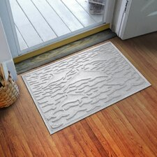 Aqua Shield Statement of Porpoise Doormat