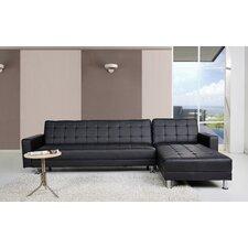 Spencer 3 Seater Corner Sofa Bed