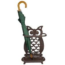 Esschert's 49cm Garden Owl Umbrella Stand