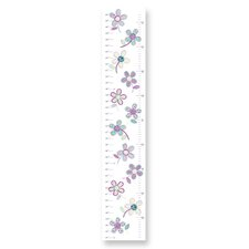 The Kids Room Floral Growth Chart