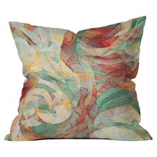 Jacqueline Maldonado Rapt Throw Pillow