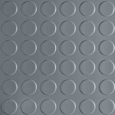 """Commercial Coin 90"""" x 204""""  Floor Cover"""