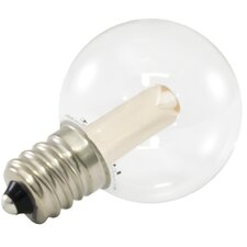 E12/Candelabra LED Light Bulb (Set of 25)