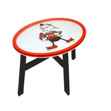 NFL End Table by Fan Creations