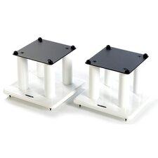 Bevan 20cm Fixed Height Speaker Stand (Set of 2)