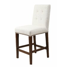 "Ellie 30"" Bar Stool with Cushion"