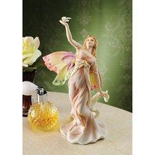Flower Dancer Fairy Statue