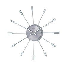 """13.5"""" Pill Wall Clock"""