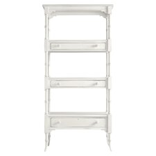 Coastal Living Retreat 75 Etagere Bookcase by Coastal Living™ by Stanley Furniture