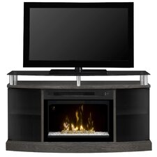 """Windham 53"""" TV Stand with Electric Fireplace"""