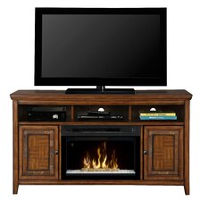 """Lynbrook 60"""" TV Stand with Electric Fireplace"""