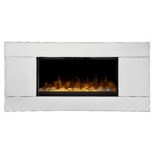 Reflections Wall Mount Electric Fireplace
