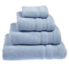 Zero Twist Egyptian Quality Cotton Bath Towel (Set of 2)