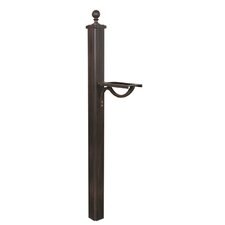 6.5 Ft. H In-Ground Decorative Post