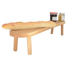 Servierplatte Big Feast aus Eichenholz