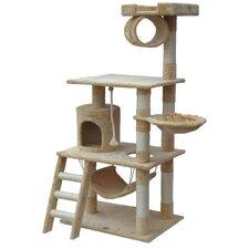 62 Mittens Cat Tree by Go Pet Club