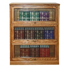 Lawyers 49 Barrister Bookcase by Forest Designs