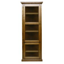 72 Corner Unit Bookcase by Forest Designs