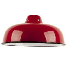 25,5 cm Lampenschirm aus Metall