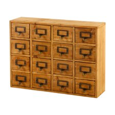 16-Drawer Chest