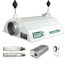 1000 Watt Dimmable MH/HPS Grow Light Hood Reflector with Digital Ballast Grow Light Kit