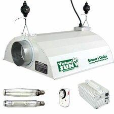1000 Watt Grow Light Hood Reflector with Magnetic Ballast Kit