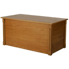 Oak Toy Box and Chest by Dream Toy Box