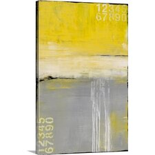 Hampton Sun by Erin Ashley Gallery Painting Print on Wrapped Canvas