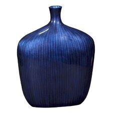 Cobalt Blue Sleek Table Vase