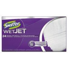 Swiffer WetJet System Refill Cloths (24 Pack)