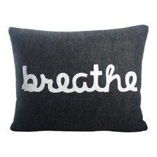 Zen Master Breathe Lumbar Pillow