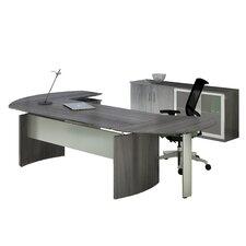 Medina Series 2 Piece Standard Right Return Desk Office Suite