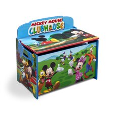 Deluxe Mickey Mouse Toy Box