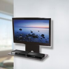 """Ultimate All-In-One TV Mounting System for 30""""-55"""" Flat Panel Screen"""