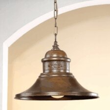 Rustik American Coop 1-Light Foyer Pendant