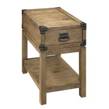 1 Drawer Chairside Table by Coast to Coast Imports LLC