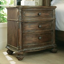 Jessica Mcclintock Boutique 3 Drawer Bachelor's Chest