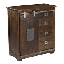 4 Drawer 1 Door Cabinet by Coast to Coast Imports LLC