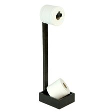 Mezza Freestanding Toilet Roll Holder