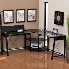 Jaxson L-Shape Writing Desk