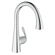 Ladylux Single Handle Single Hole Kitchen Faucet by Grohe