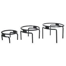 3 Piece Metal Ring Set
