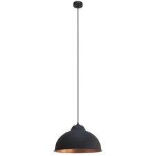 Hegarty 1 Light Bowl Pendant Light
