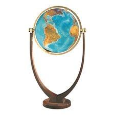 Osnabruck Illuminated Floor Globe